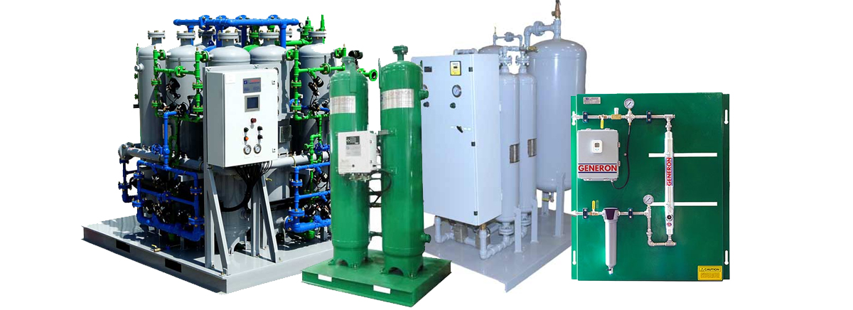 Nitrogen & Oxygen Generators