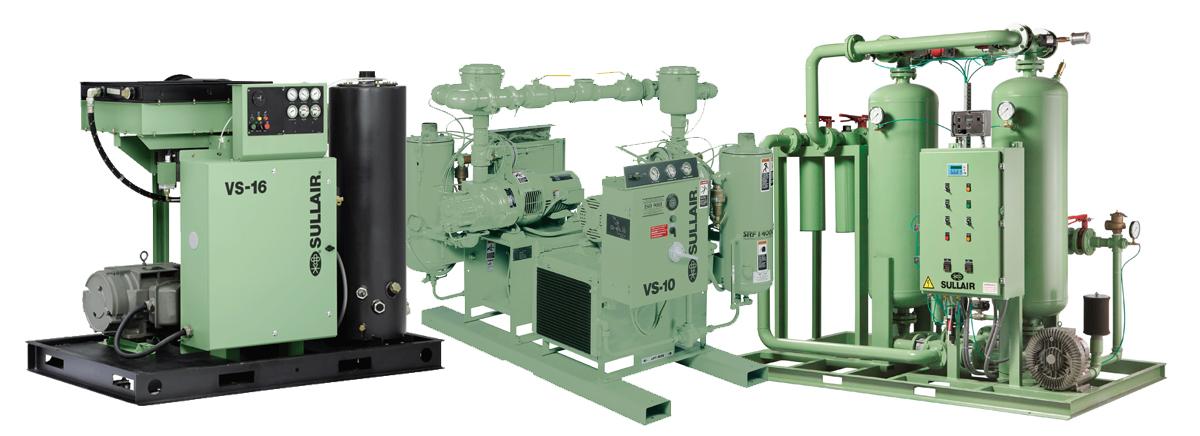 Vacuum blower system