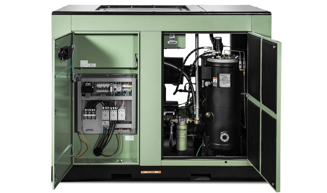 Choosing a Rotary Screw Air Compressor: Air-Cooled vs. Water-Cooled?